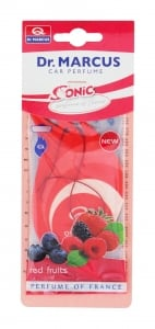 DEO SENSO SONIC RED FRUITS DR MARCUS